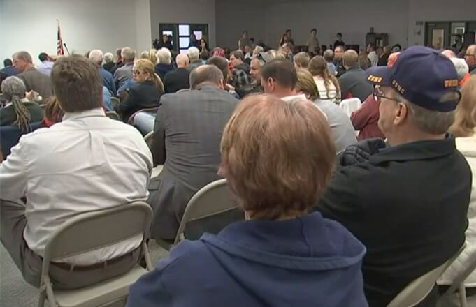 Johnson Utilities customers voice concerns over proposed water-rate increase