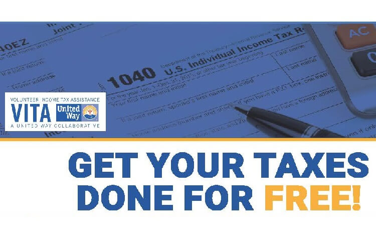 Get Your Taxes Done for Free!