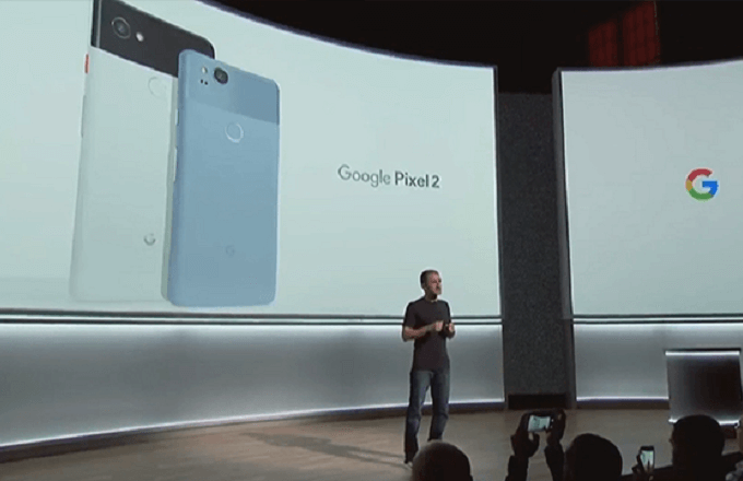 Google unveils new Pixel phones, speakers, futuristic headphones