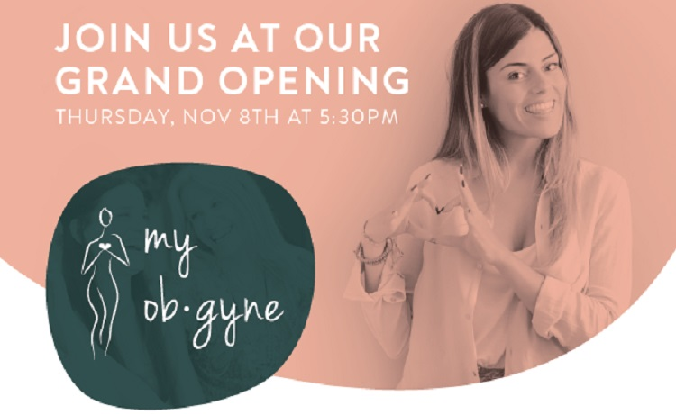 My OBGyne hosting a FREE Open House event for San Tan Valley residents