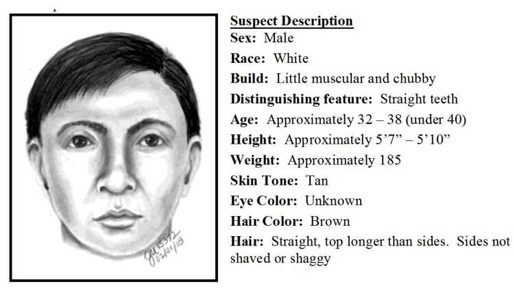 AJPD Seeking Public Assistance on Sexual Assault